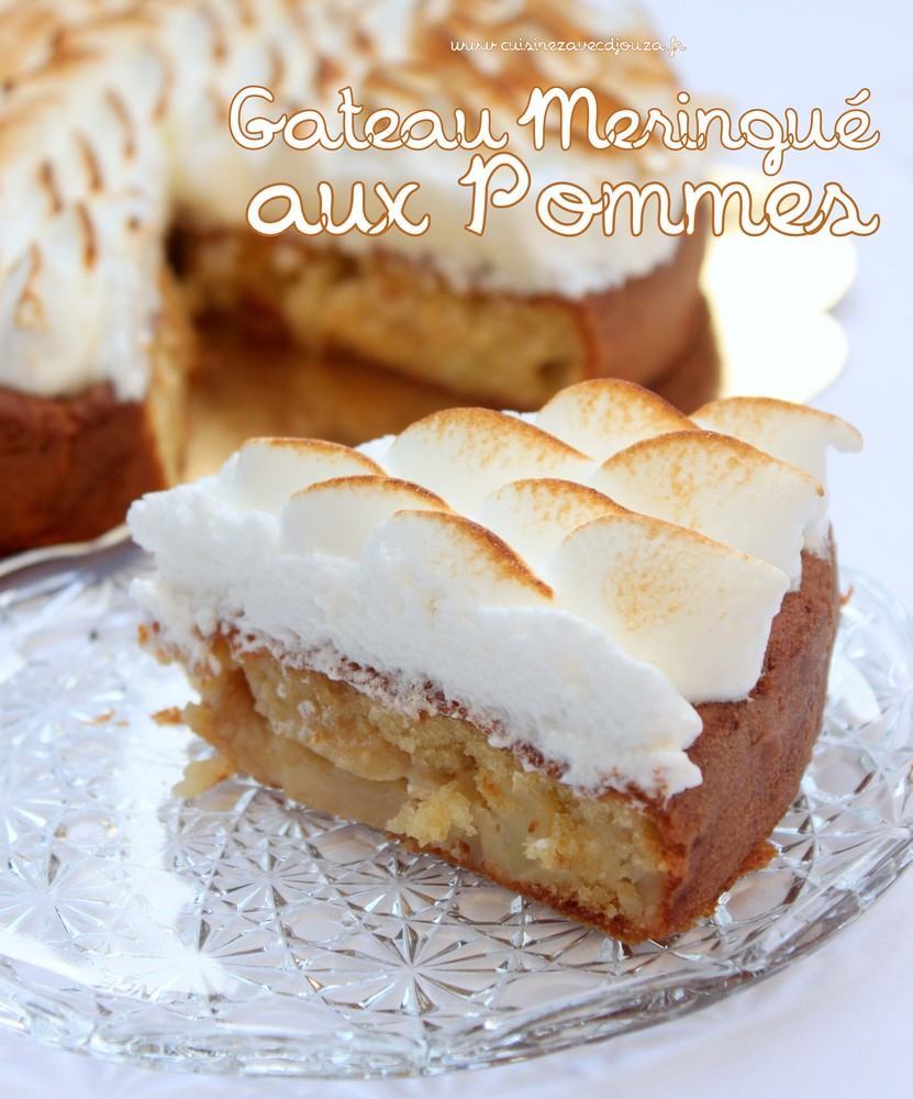 Gateau yaourt pomme extra moelleux