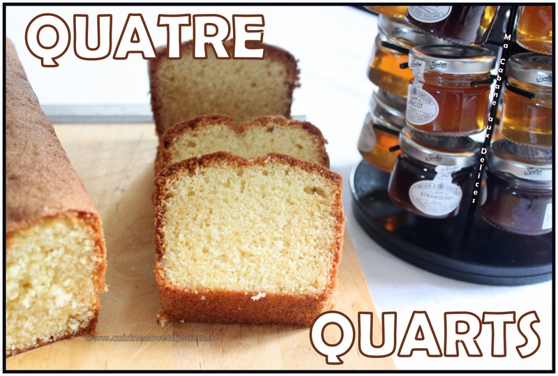 gateau Barre quatre quarts