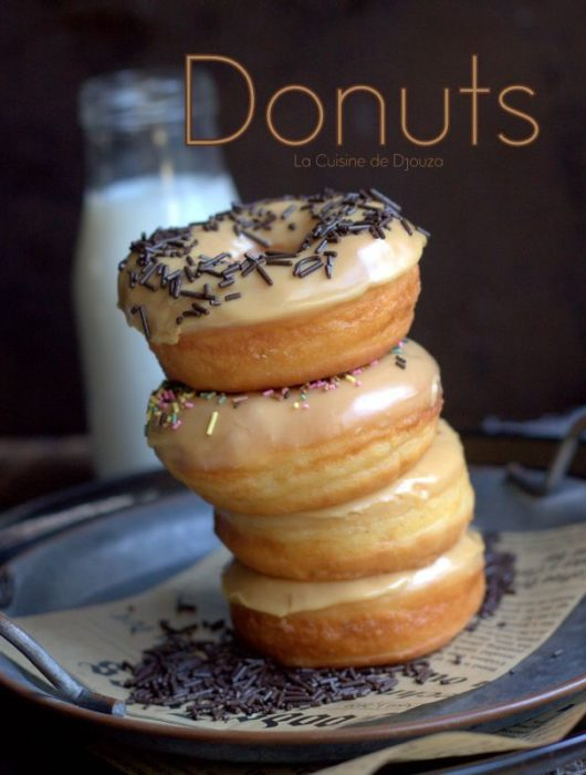 donuts à la poolish