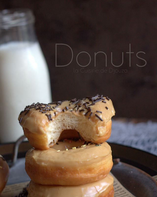 donuts à la poolish