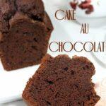 Cake au chocolat sans beurre