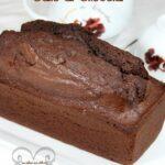Cake au chocolat photo 2