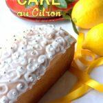 Cake au citron et yaourt
