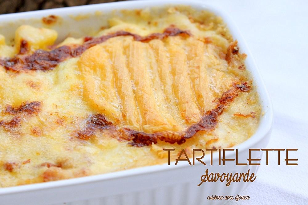Tartiflette au fromage savoyard