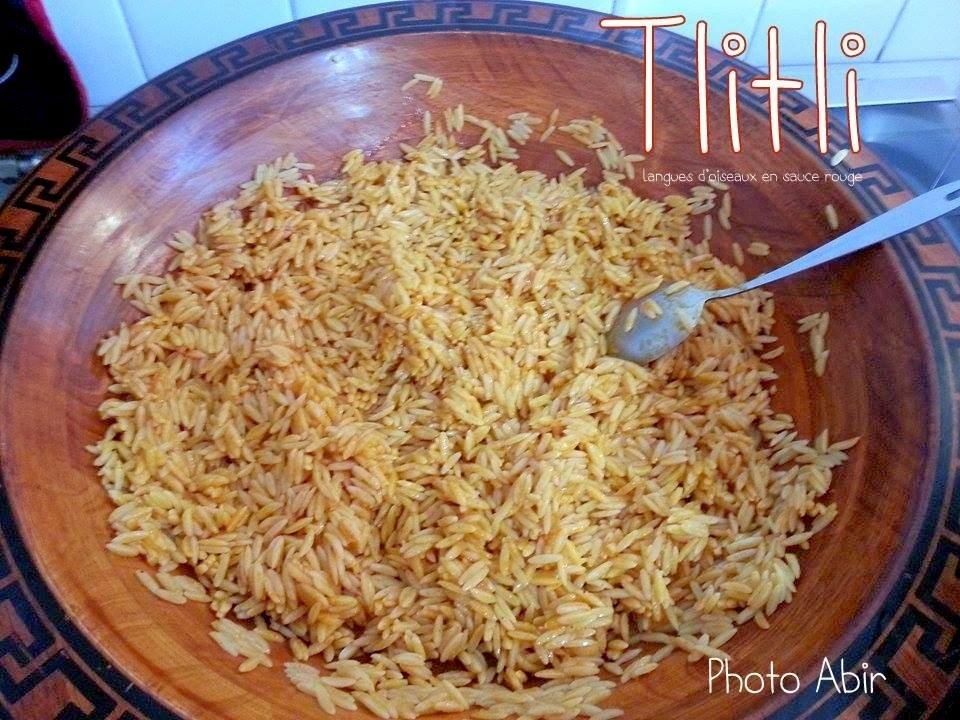 Image gallery les pates recette algerienne for Cuisine algerienne