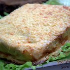 Croque-Monsieur bechamel onctueuse