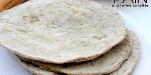 Pita grec a la poele