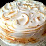 Gâteau tahitien au chocolat meringue citron