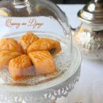 Makrout orange confite et dattes