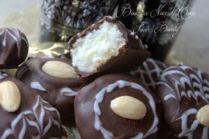 Recette congolais chocolat facile