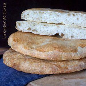 Recette pain à kebab maison