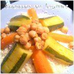 Couscous aux légumes facile