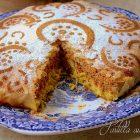 Pastilla traditionnelle au poulet amande et miel