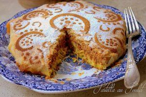 Pastilla, tourte marocaine au poulet