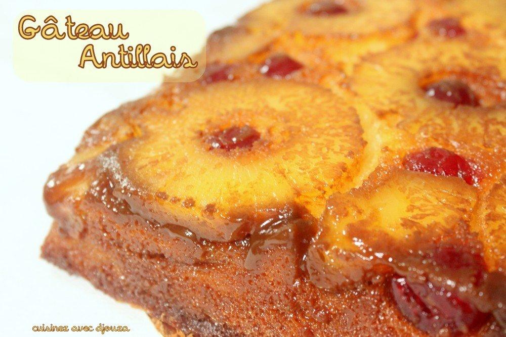 dessert des antilles