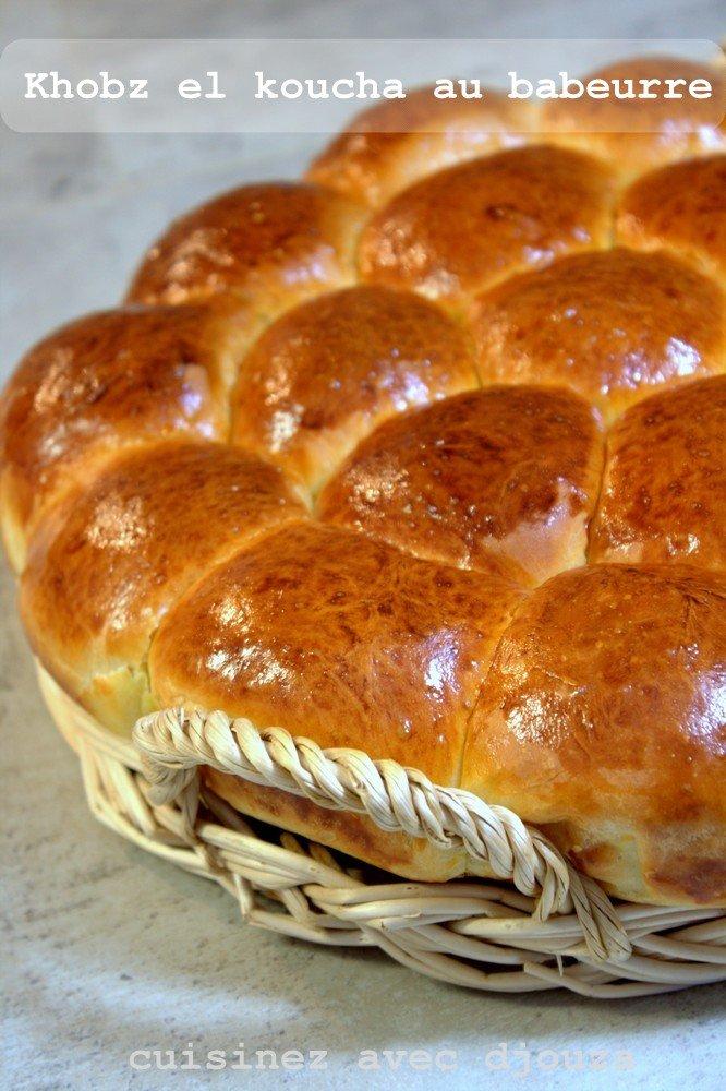 pain maison algérien a la farine et babeurre