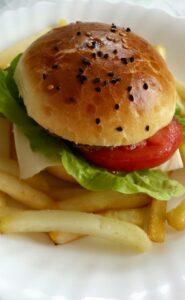 pain hamburger express