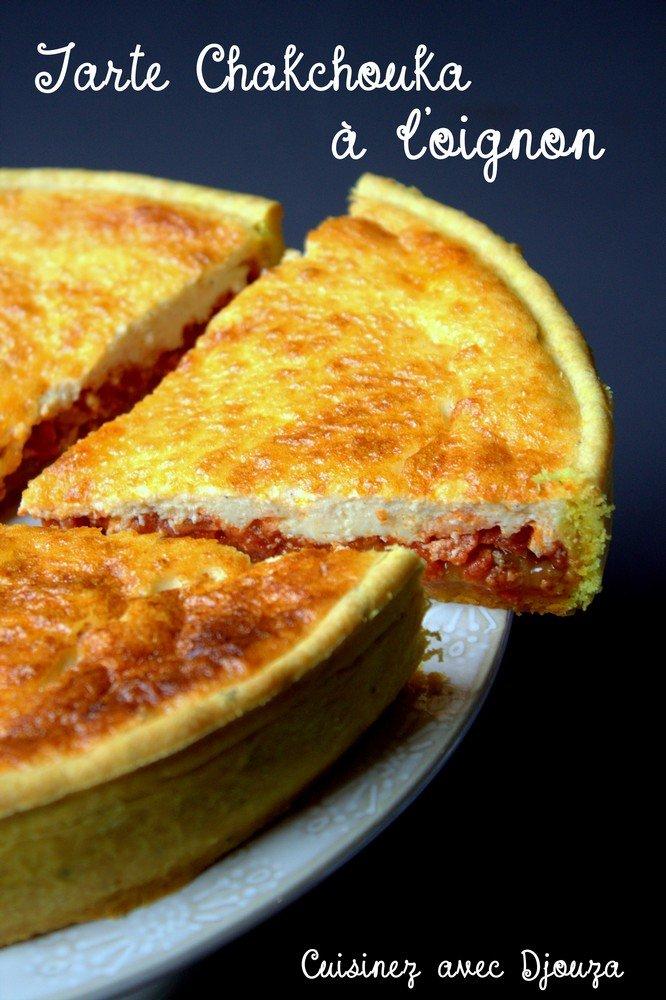 tarte oignons tomates