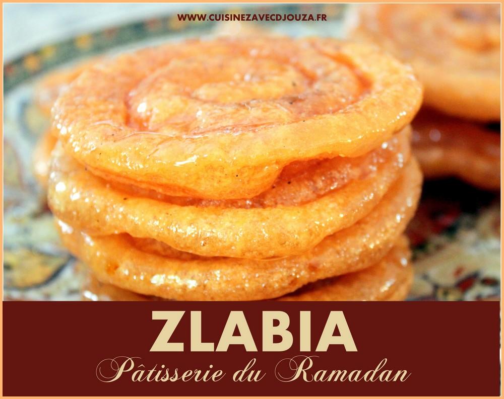 Zlabia-recette-du-ramadan