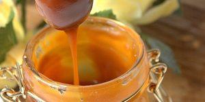 Caramel au beurre salé (recette salidou)