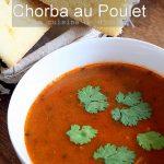 Chorba au poulet recette algérienne