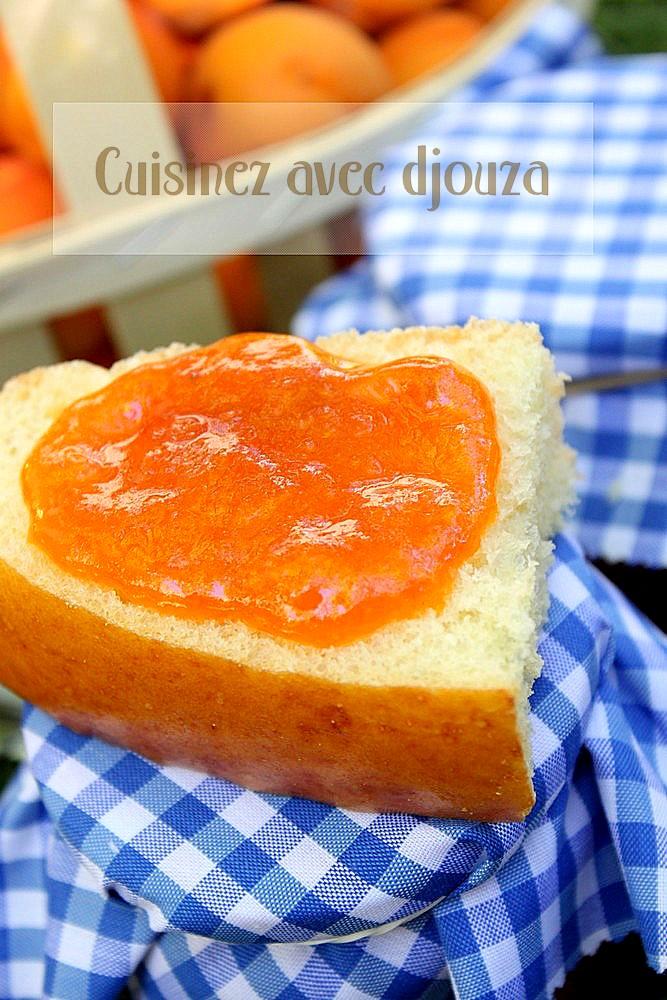 Confiture d 39 abricots a l 39 ancienne recettes faciles recettes rapides de djouza - Recette cuisine ancienne ...