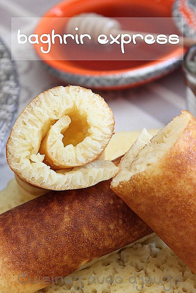 Baghrir Express Recette Inratable La Cuisine De Djouza