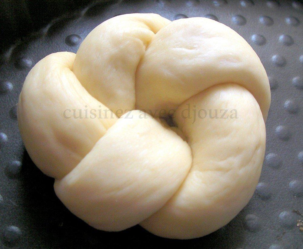 recette du pain brioché maison pour accompagner chorba