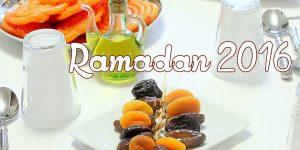 Recette Ramadan 2016