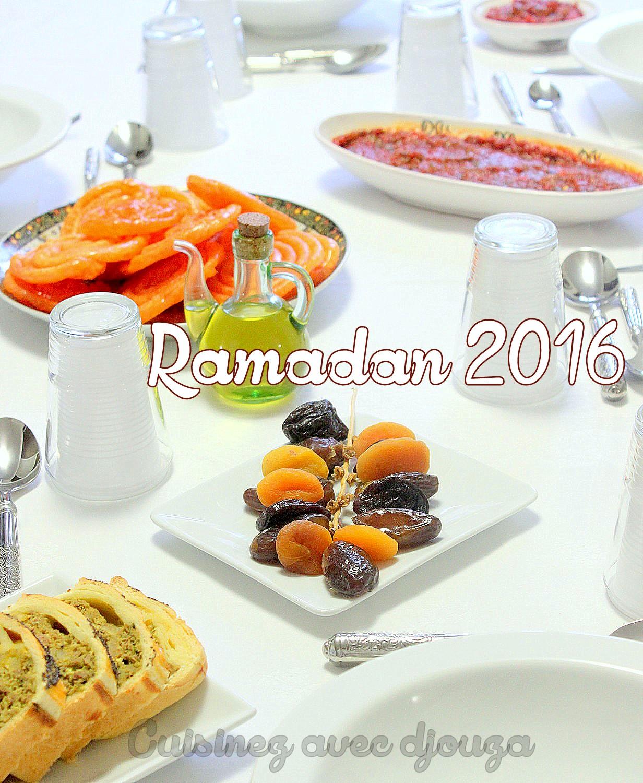 Recette ramadan 2016 blogs de cuisine for Amour de cuisine ramadan 2015