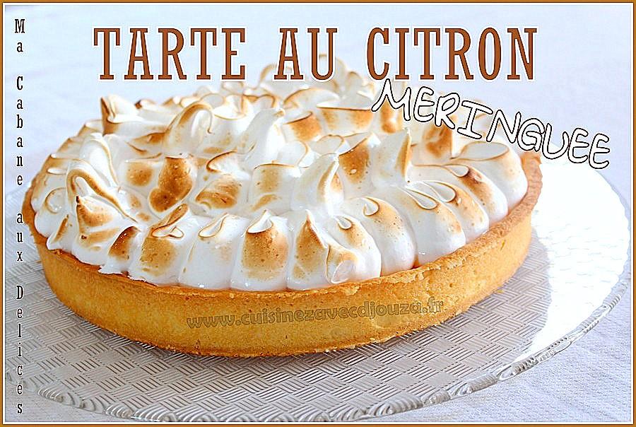 Tarte Au Citron Facile La Cuisine De Djouza