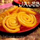 Jalebi recette traditionnelle indienne