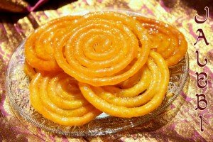 Jalebi recette traditionnelle indienne au yaourt