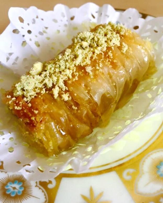 baklawa rolls sp 233 cialit 233 turque recettes faciles recettes rapides de djouza