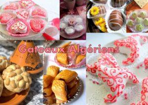 Gateau algerien 2015