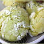 Ghribia a la noix de coco gateau marocain