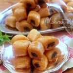 Makrout el makla pâte d'abricot