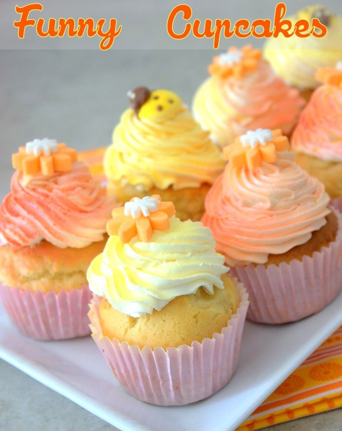 Glacage au beurre pour cupcake