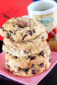 Recette cookies ben's cookies anglais