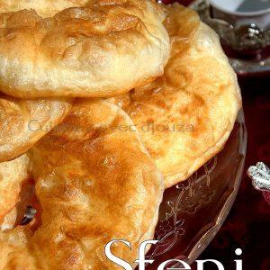 Sfenj à la farine facile et inratable