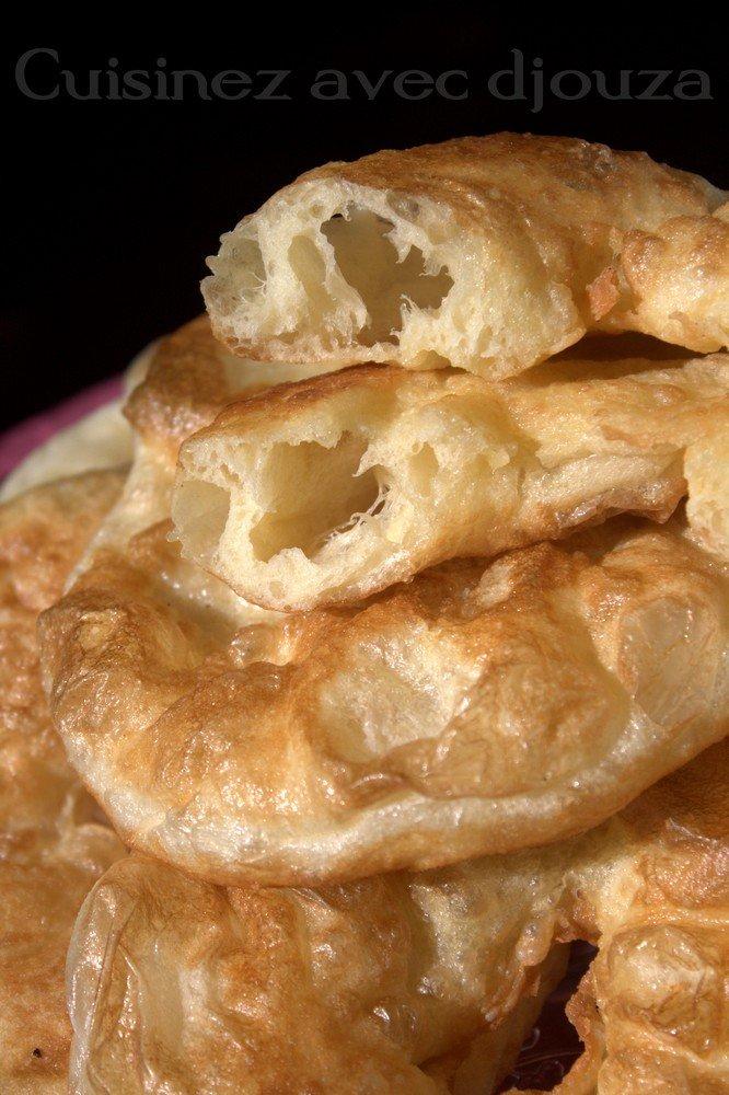 Sfenj beignet rapide a la farine