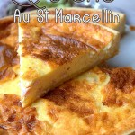 Recette tarte salée au saint marcellin et poulet