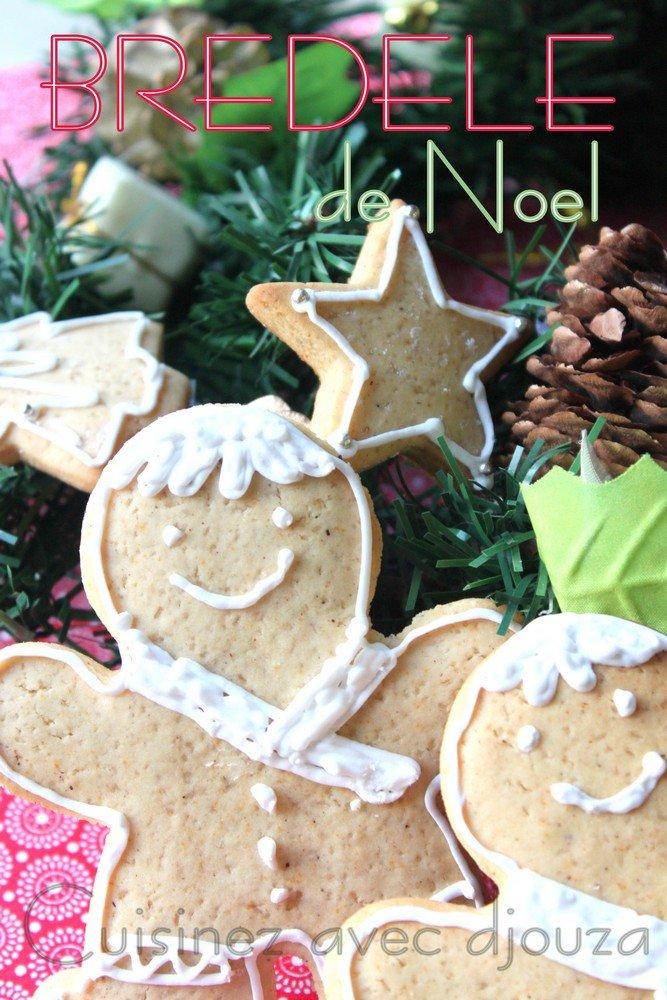 recette bredele biscuit de noel aux épices