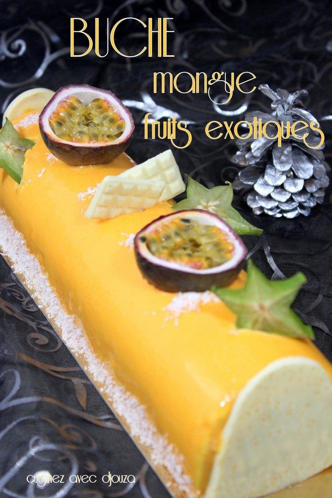 Recette facile buche au citron