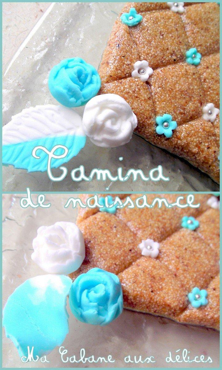 Recette Tamina algérienne au miel