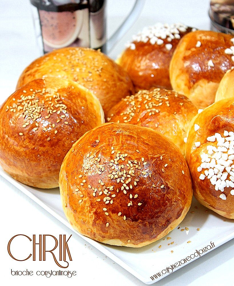 Chrik brioche