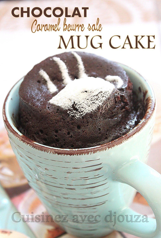 gateau cuit en tasse sans chocolat (cacao) et sans beurre facile
