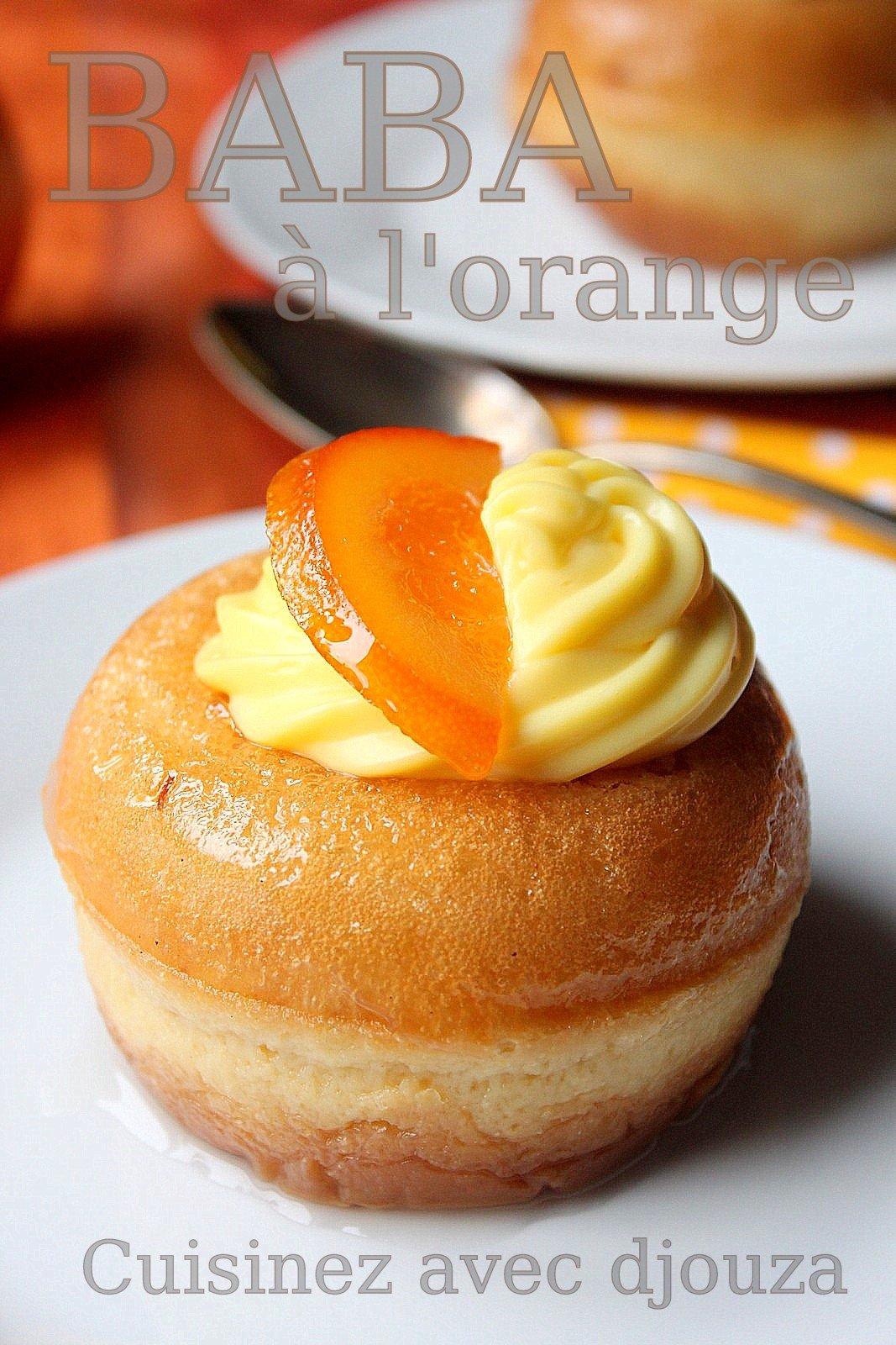 sararrin à l'orange