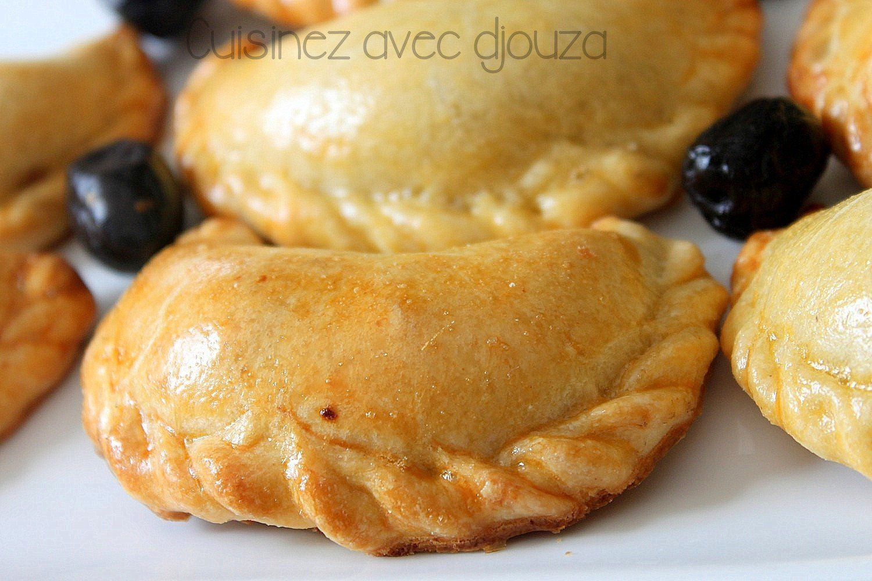 Recette empanadas poulet et poivron la cuisine de djouza - Recette de cuisine en espagnol ...