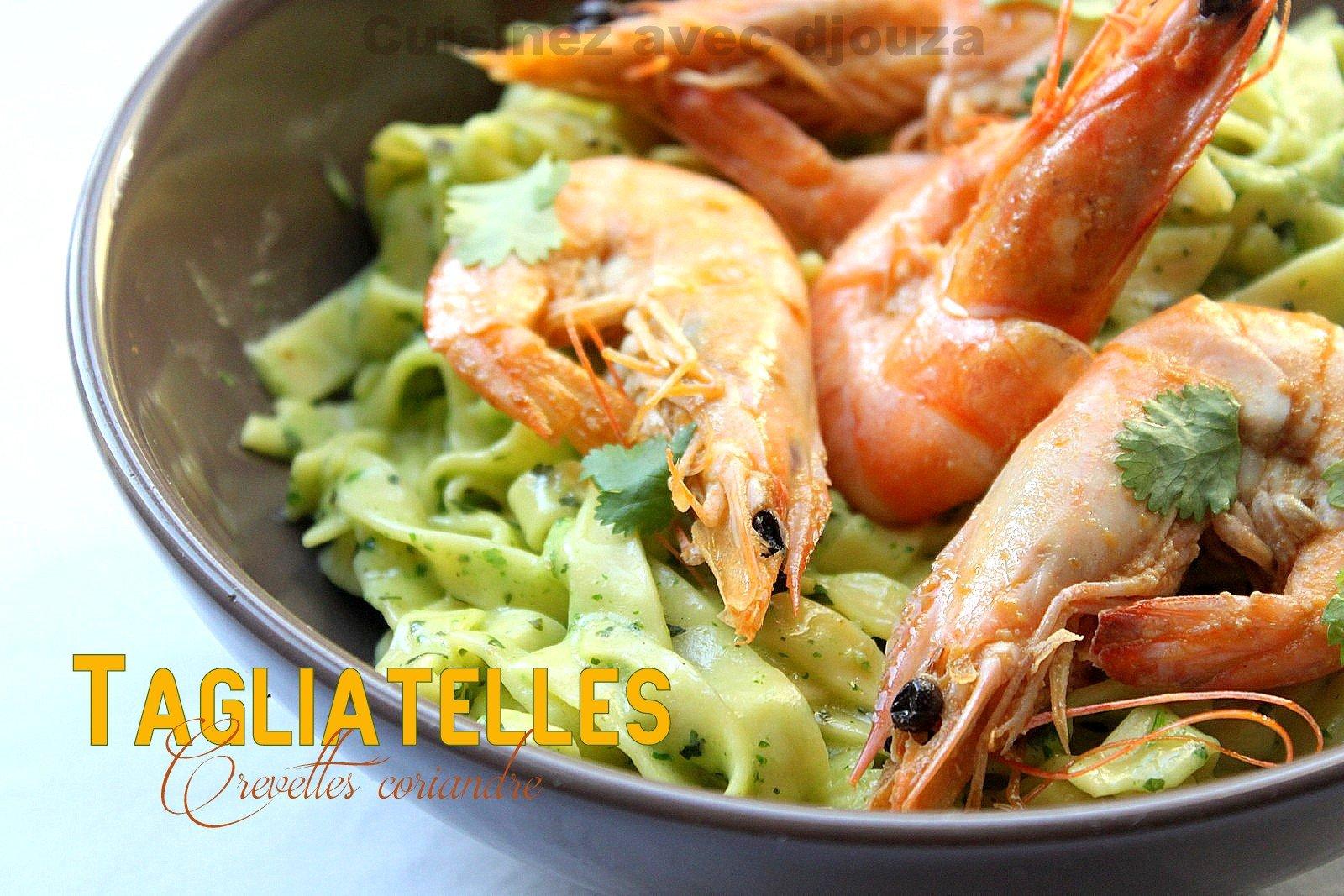 Tagliatelles-sauce-d-ail